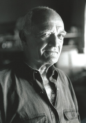 Portrait de Pierre Saint-Paul ©André Morain 1999